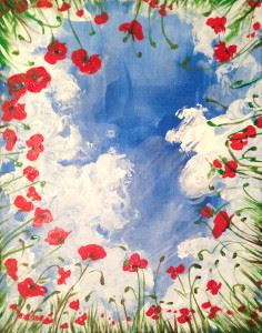LandofOz-PoppiesPainting