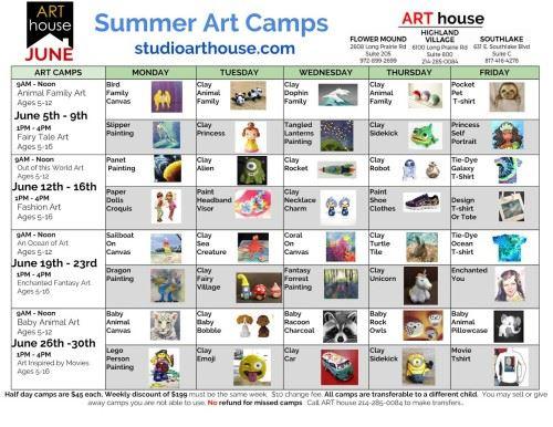 June Camps