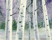 Snowy_Aspens